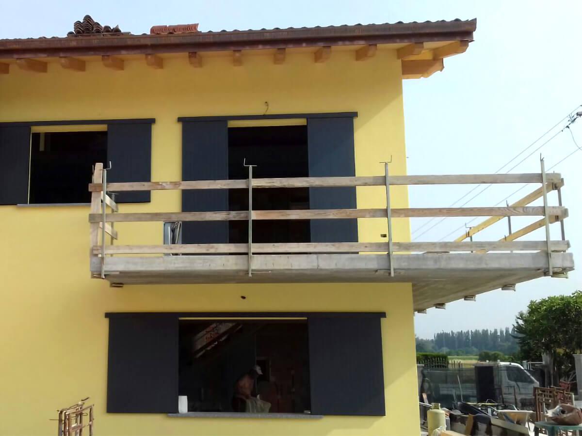 Costruzione casa a Rodano - Milano - 13