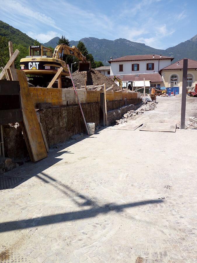 Ristrutturazione muri in pietra - Mazzoleni (Bergamo) - 05