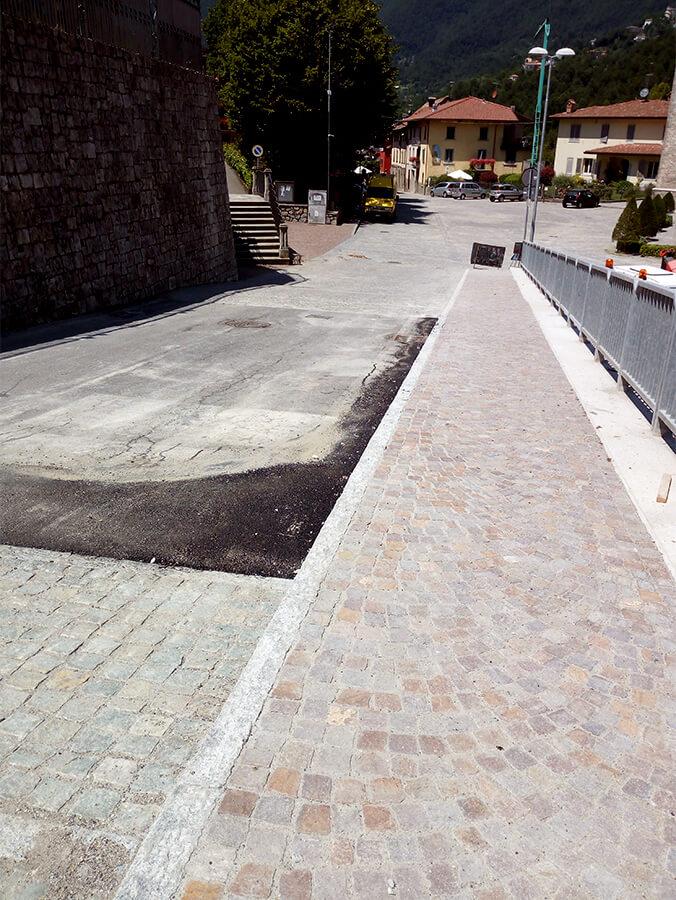 Ristrutturazione muri in pietra - Mazzoleni (Bergamo) - 10