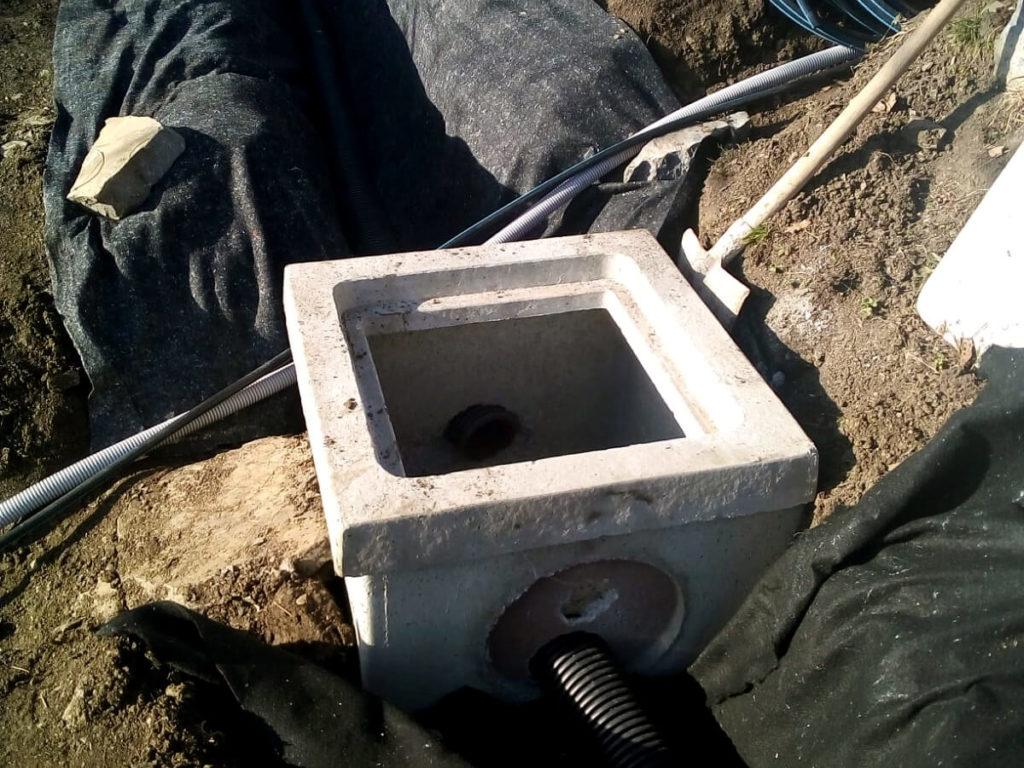 Realizzazione fognature e subirrigazione - 02