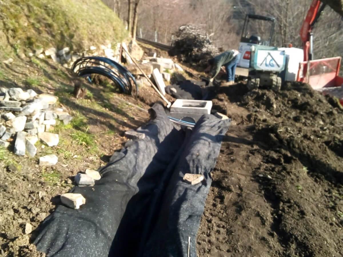 Realizzazione fognature e subirrigazione - 04