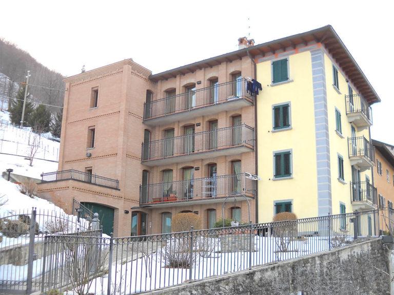 Ristrutturazione edificio a Costa Valle Imagna