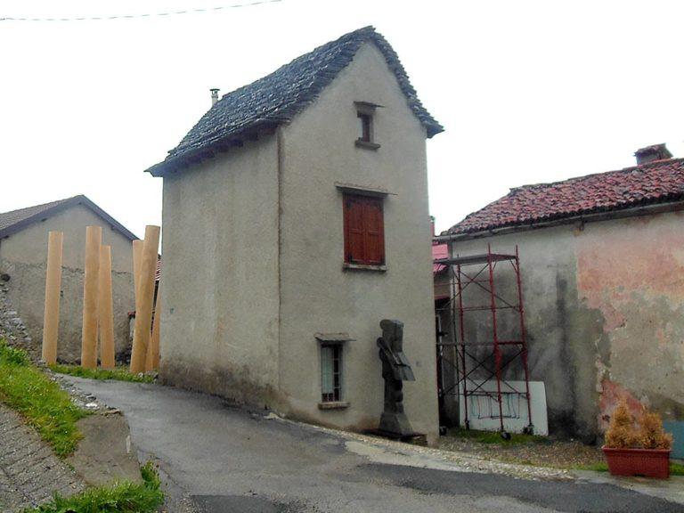 Recupero tetti in piode Morterone (Lecco) - 1