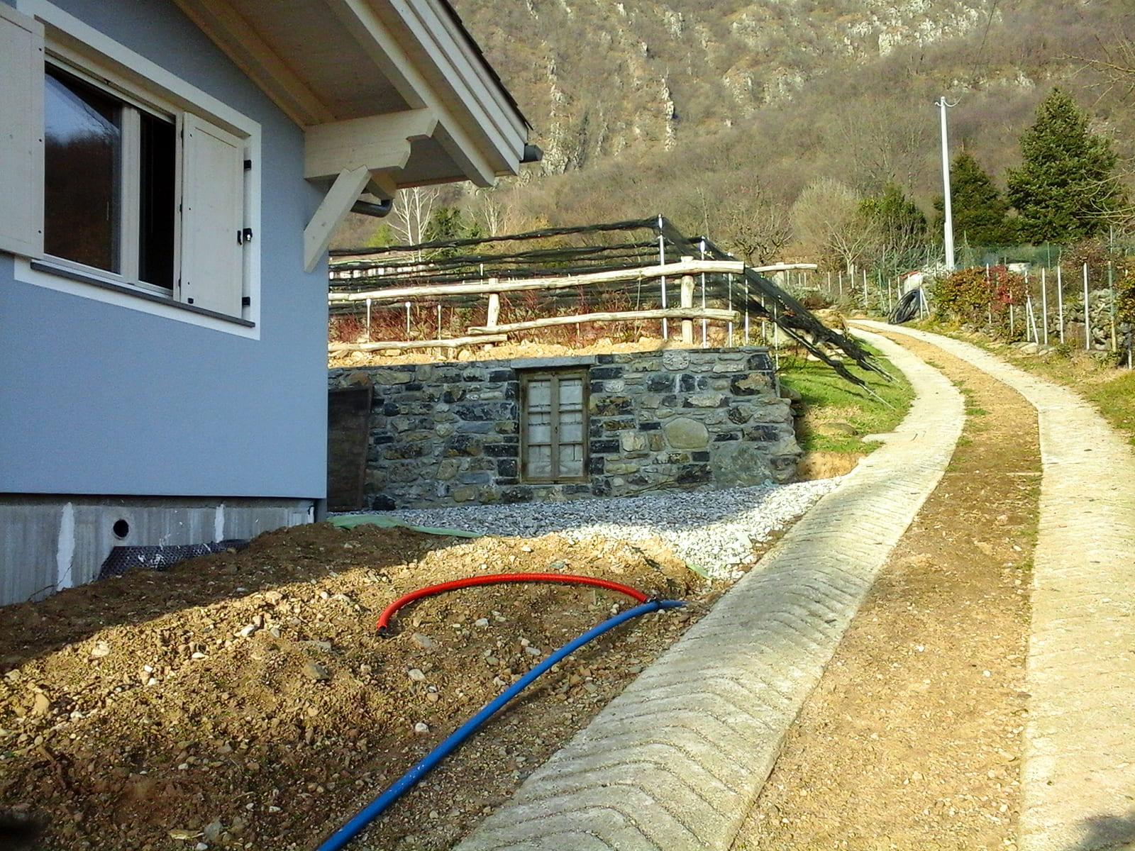Realizzazione villetta Civate (Lecco) - 4