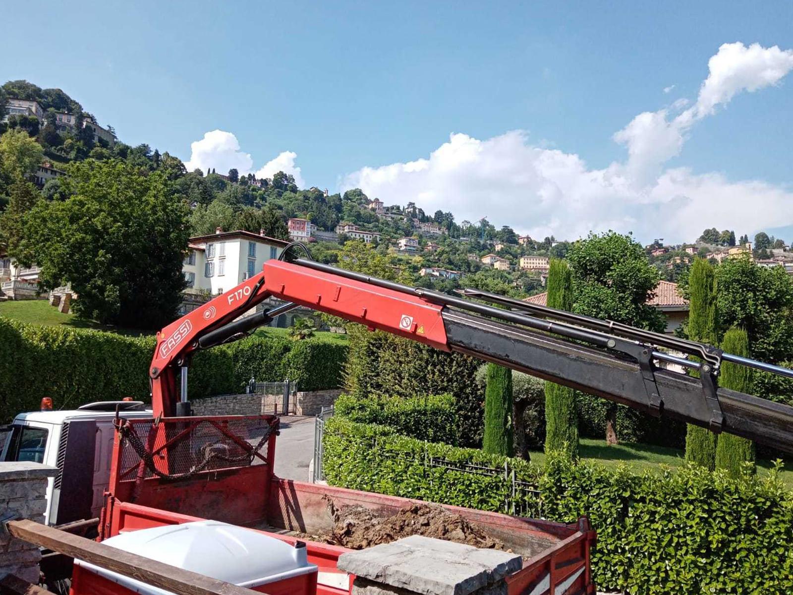 Manutenzione ordinaria Villa Bergamo - 4