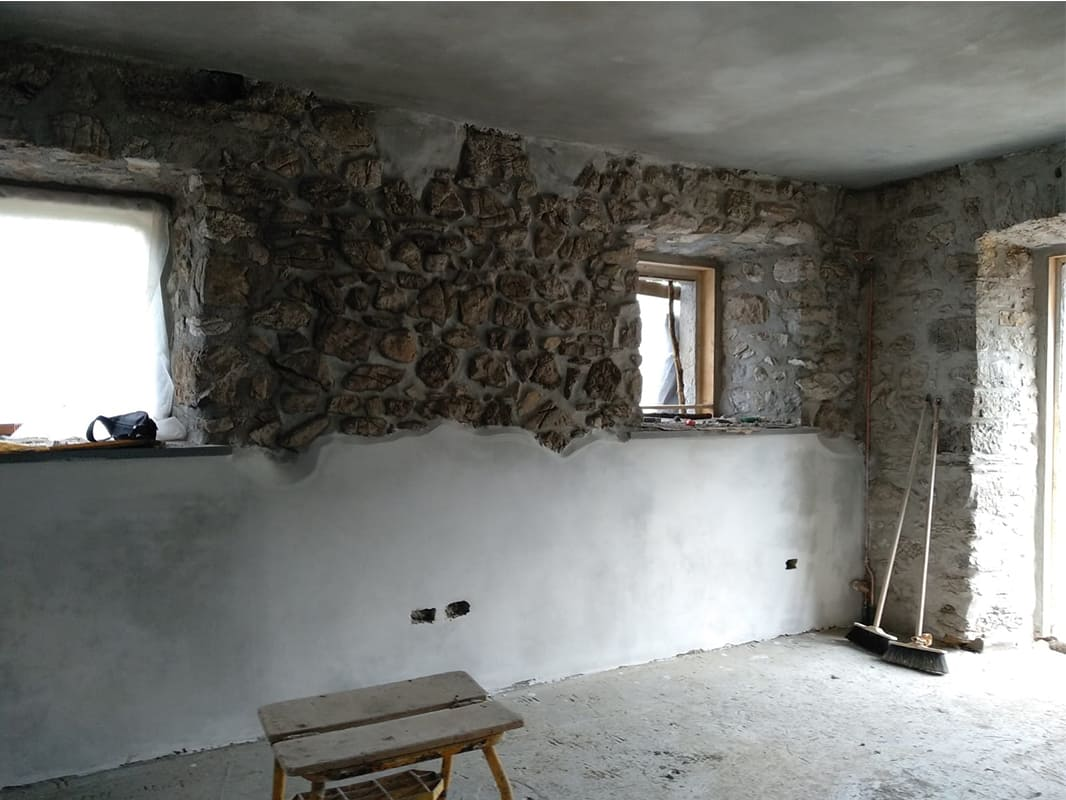 Riqualificazione edificio esistente Sant'Omobono - 3