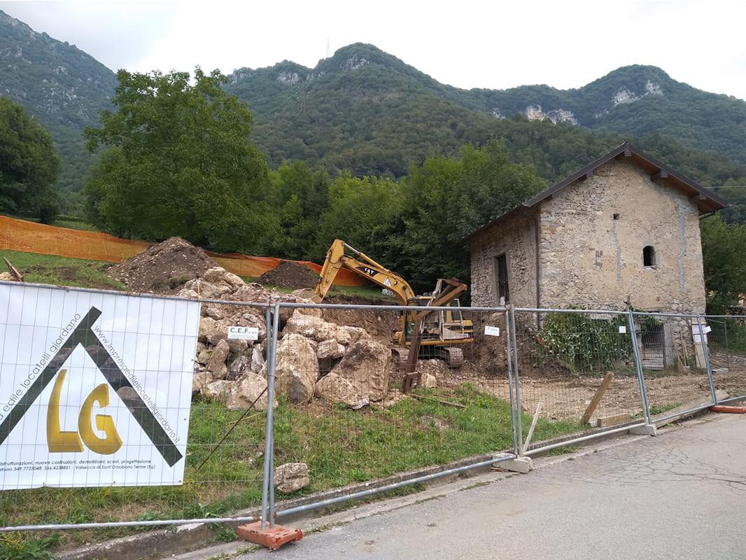 Riqualificazione edificio esistente Sant'Omobono - 6